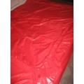 Neu Wet-Look Glanznylon Bettwäsche Kissenbezug Bettbezug Spannbetttuch