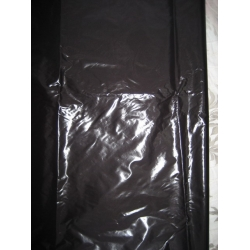 Shiny nylon taffeta wet look fabric 10 m