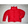 New unisex shiny nylon wet look puffer down jacket quilted winter jacket WJ2224