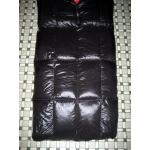 New shiny nylon wet look puffa expedition sleeping bag down sleeping bag custom made