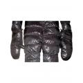 Neu Glanz Nylon Wet-Look Winter Handschuhe Schnee Handschuhe Daunenhandschuhe