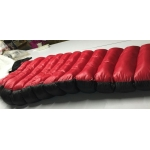 New shiny nylon wet look down sleeping bag winter sleeping bag MS2011b