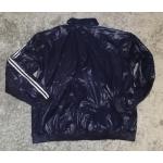 New shiny nylon wet look tracksuit jogging suit jacket and pants M - 3XL