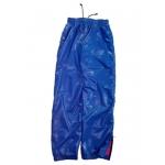 Neu glänz Nylon Wet-Look Anzug Jacke und Hosen M - 3XL