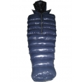 New shiny nylon wet look bondage sleeping bag winter sleeping bag custom made