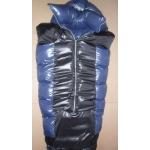 Neu glänz Nylon Wetlook Bondage Schlafsack Winterschlafsack maßgeschneiderte