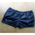 New shiny nylon wet look boxers swimming trunks