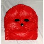 New shiny nylon wet look mask down mask winter mask unisex MK2201b
