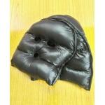 New shiny nylon wet look mask down mask winter mask MK2203b