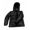 New shiny nylon winter jacket padded jacket