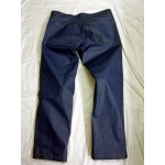 New leather jeans trousers casual pants
