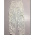 New unisex shiny nylon wet look cargo pants M - 3XL
