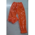 New unisex shiny nylon wet look sport trousers jogging training trousers M - 3XL