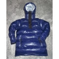 New unisex shiny nylon down pullover winter pullover M-3XL